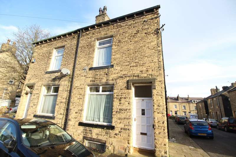 2 Bedrooms Property for sale in Lister Street, Keighley, BD21