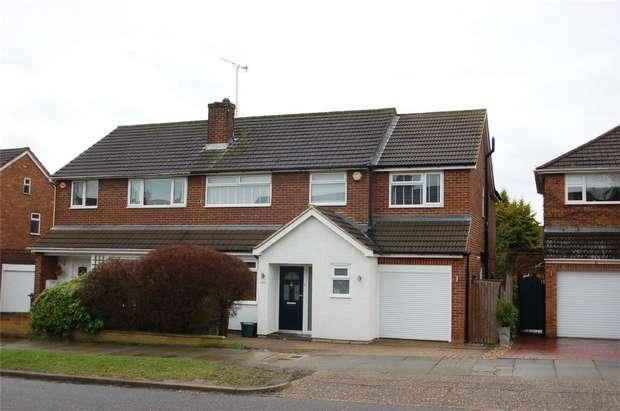 5 Bedrooms Semi Detached House for sale in St Vincent Drive, St Albans, Hertfordshire