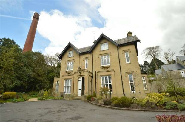 2 Bedrooms Flat for sale in Carter Bench House, Clarence Road, Bollington, Macclesfield, Cheshire