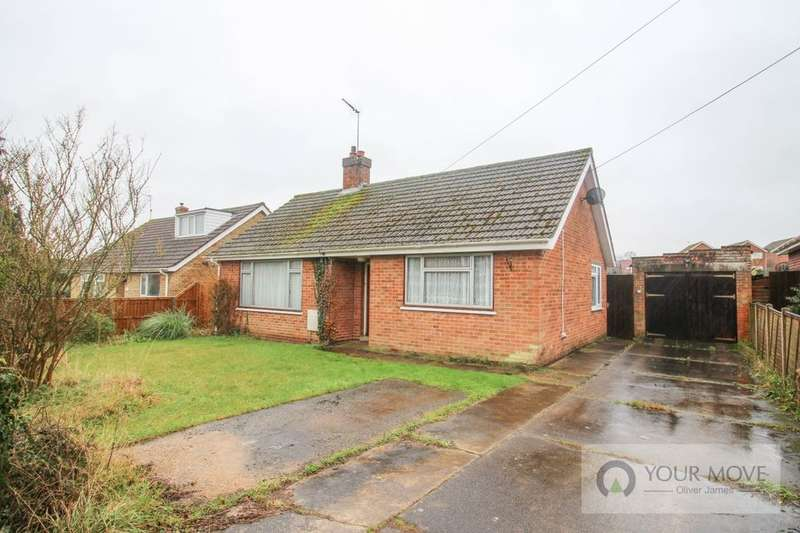 3 Bedrooms Detached Bungalow for sale in Robins Nest Darby Road, Beccles, NR34