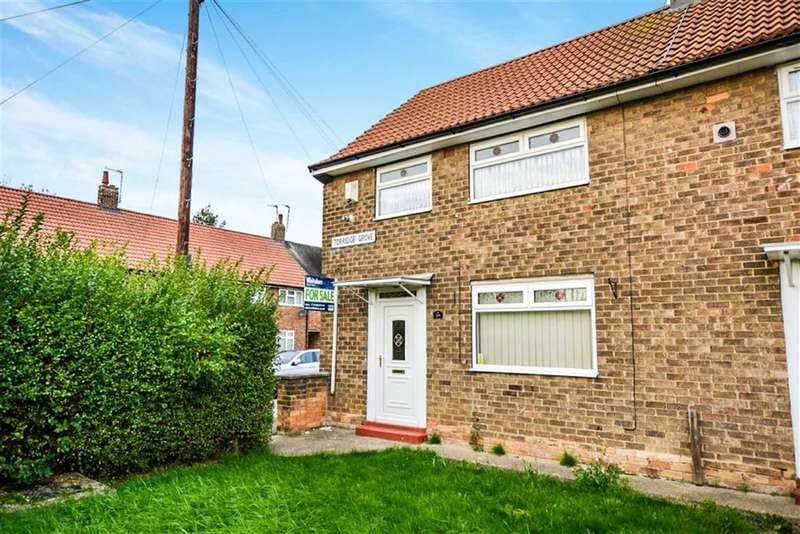 2 Bedrooms Property for sale in Torridge Grove, Hull