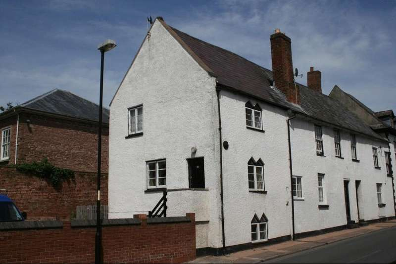 1 Bedroom Flat for sale in Ross-on-Wye