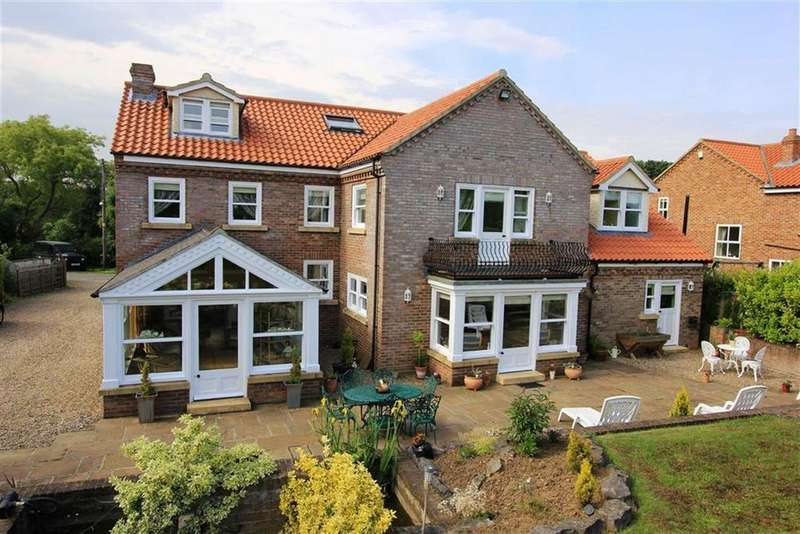 7 Bedrooms Detached House for sale in Middleton-on-Leven, Yarm