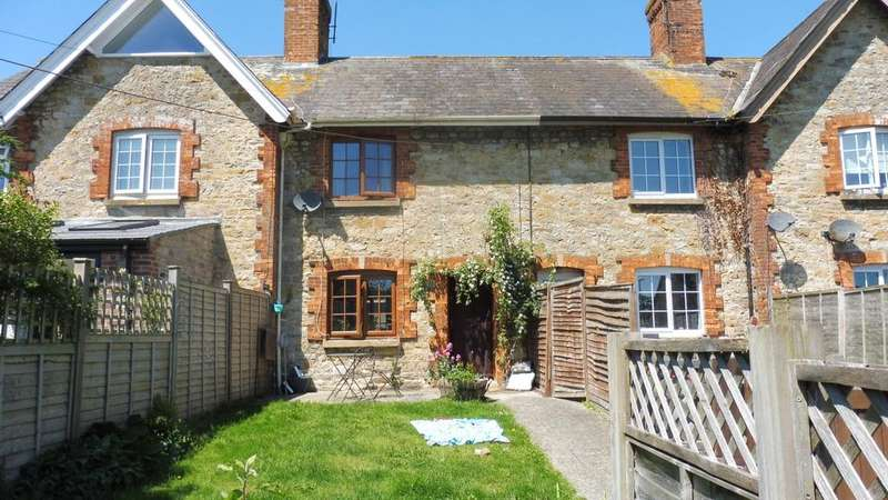 2 Bedrooms Cottage House for rent in Waterloo Terrace, Sherborne DT9