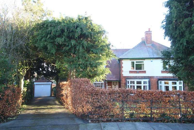 4 Bedrooms Semi Detached House for sale in Thornfield Road, Darlington