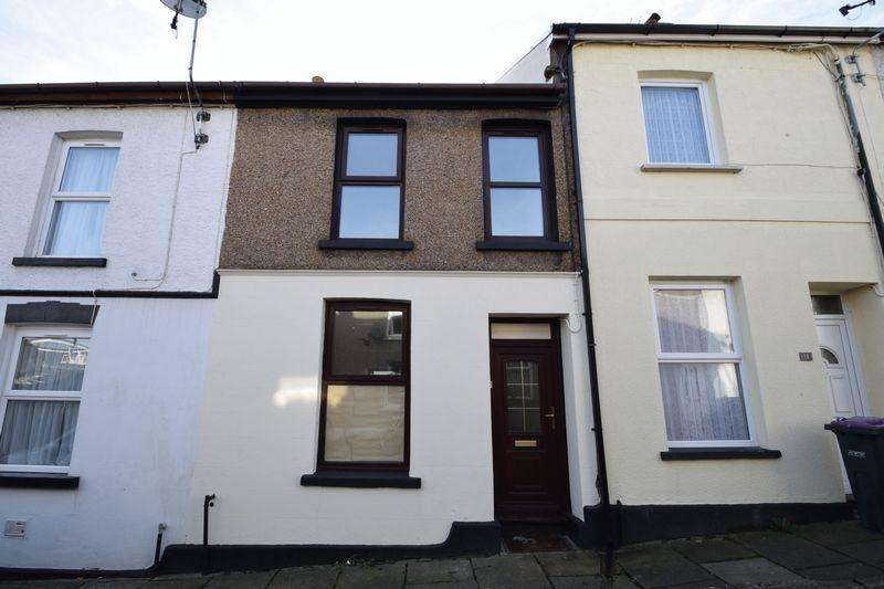 2 Bedrooms Terraced House for sale in Upper Bridge Street, Pontypool