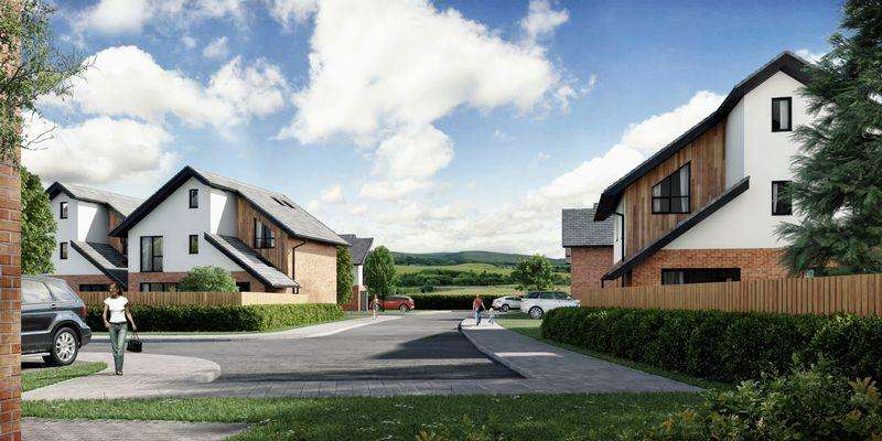 5 Bedrooms Detached House for sale in Lambs Fold, Littleborough, Rochdale
