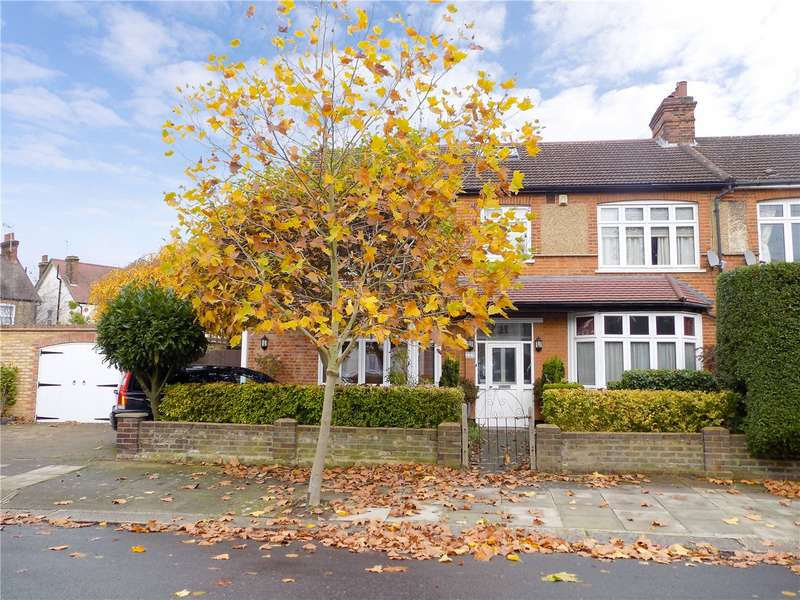 5 Bedrooms Semi Detached House for sale in Edenbridge Road, Enfield, EN1