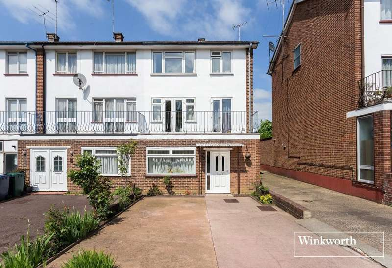 5 Bedrooms End Of Terrace House for sale in Wickliffe Avenue, Finchley, London, N3