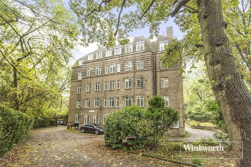 1 Bedroom Flat for sale in Grove House, Waverley Grove, Finchley, London, N3
