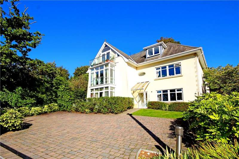 2 Bedrooms Flat for sale in Springfield Road, Ashley Cross, Poole, Dorset, BH14