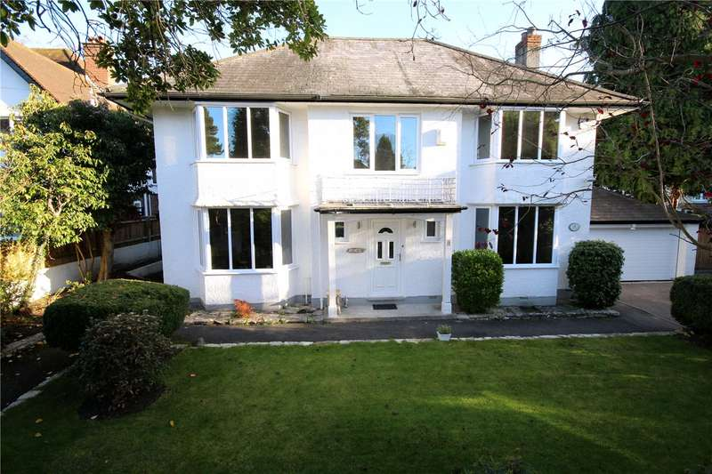 4 Bedrooms House for sale in Links Road, Canford Cliffs, Poole, Dorset, BH14