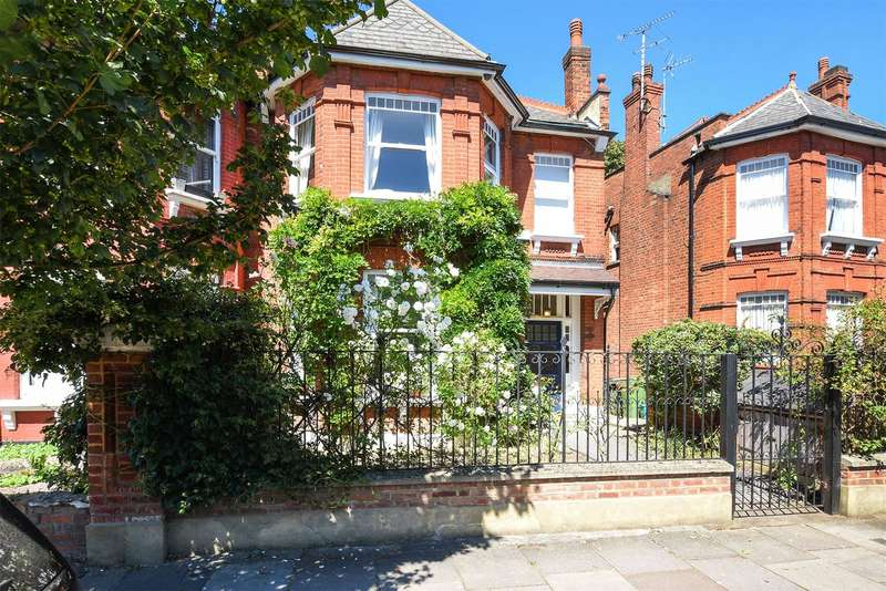 5 Bedrooms Semi Detached House for sale in Keyes Road, Mapesbury Conservation, London, NW2
