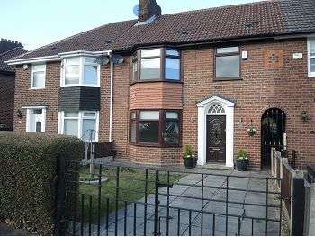 3 Bedrooms Terraced House for sale in Newenham Crescent, Knotty Ash, Liverpool