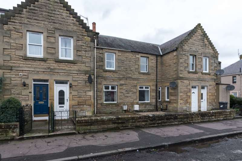 2 Bedrooms Ground Flat for sale in Jackson Street, Penicuik, Midlothian, EH26 9BH
