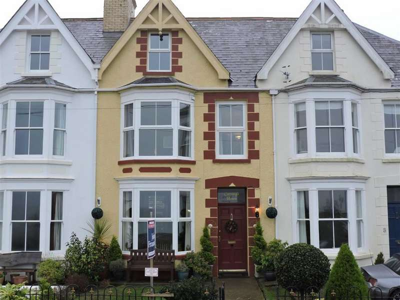 4 Bedrooms Terraced House for sale in Mount Pleasant Terrace, Fishguard Road, Newport