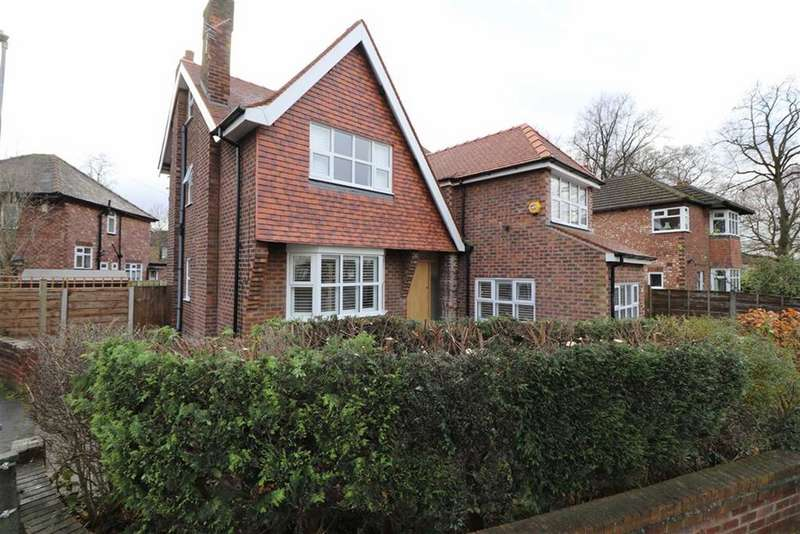 4 Bedrooms Detached House for sale in Fog Lane, Didsbury, Manchester, M20
