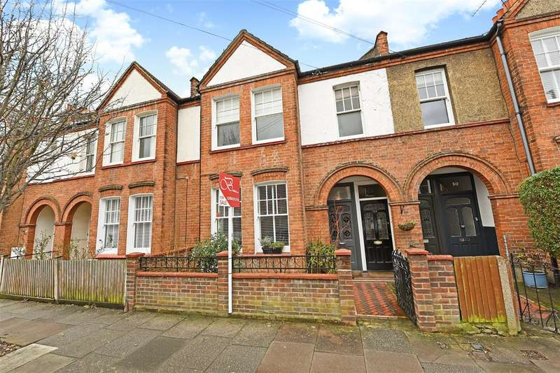 2 Bedrooms Apartment Flat for sale in Quinton Street, Earlsfield