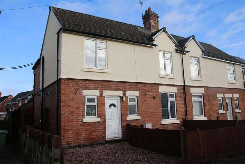 4 Bedrooms End Of Terrace House for sale in Park Avenue, Polesworth, Tamworth