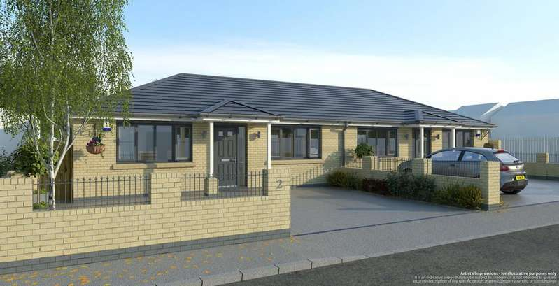 2 Bedrooms Semi Detached Bungalow for sale in Gill Green Walk, Clarborough