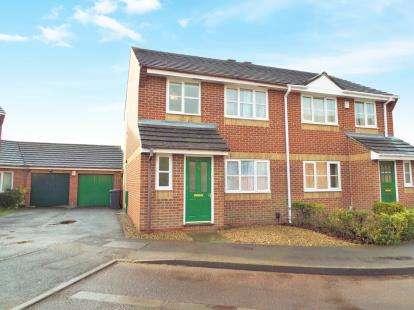 3 Bedrooms Semi Detached House for sale in Watch Elm Close, Bradley Stoke, Bristol