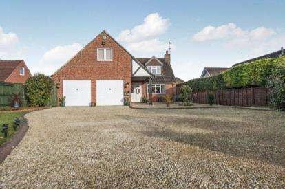4 Bedrooms Detached House for sale in Ash Lane, Down Hatherley, Gloucester, Gloucestershire
