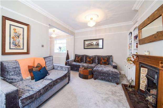 3 Bedrooms End Of Terrace House for sale in Strathville Road, LONDON, SW18 4QW