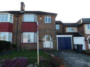 4 Bedrooms Semi Detached House for sale in Queenhill Road, Selsdon, Surrey
