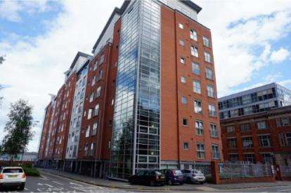 2 Bedrooms Flat for sale in Flat 70, Sanvey Gate, Leicester City Centre, Leicester