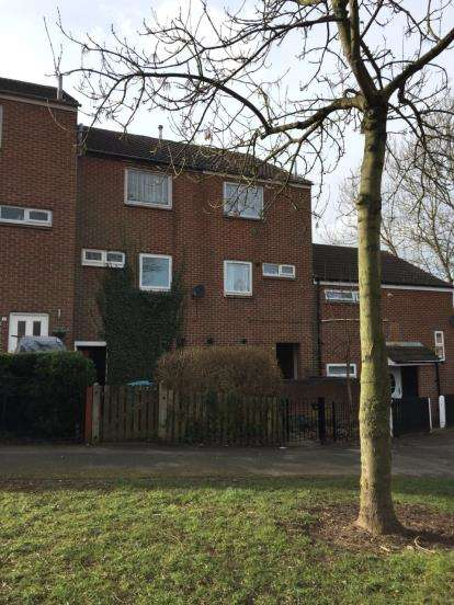 3 Bedrooms Terraced House for sale in Randal Gardens, Hyson Green, Nottingham, Nottinghamshire