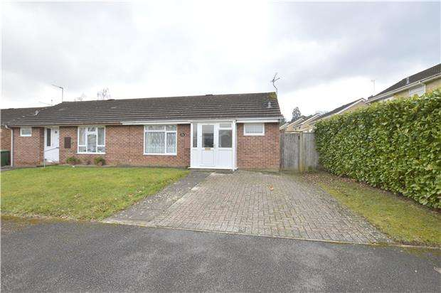 1 Bedroom Bungalow for sale in Foxgrove Drive, CHELTENHAM, Gloucestershire, GL52 6TQ