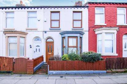 2 Bedrooms Terraced House for sale in Thomson Road, Seaforth, Liverpool, Merseyside, L21