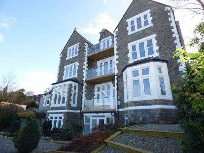 2 Bedrooms Flat for sale in Laurence House, Brynffynnon, Y Felinheli, Gwynedd, LL56