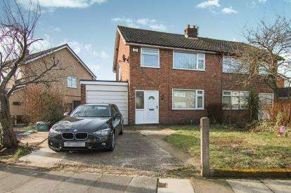 3 Bedrooms Semi Detached House for sale in Ashcroft Road, Formby, Liverpool, Merseyside, L37