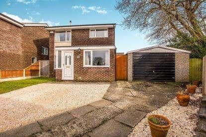 3 Bedrooms Detached House for sale in Langport Close, Fulwood, Preston, Lancashire, PR2