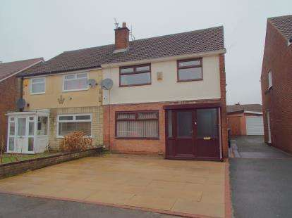 3 Bedrooms Semi Detached House for sale in Ullswater Road, Fulwood, Preston, Lancashire, PR2