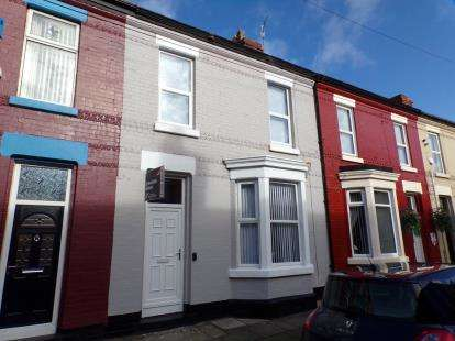 4 Bedrooms Terraced House for sale in St. Agnes Road, Kirkdale, Liverpool, Merseyside, L4