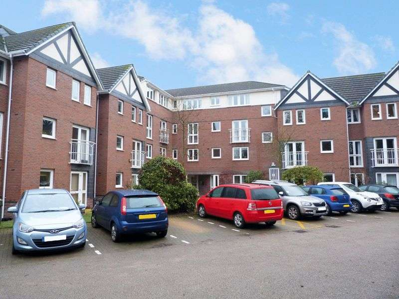 1 Bedroom Property for sale in Townbridge Court, Northwich, CW8 1BG