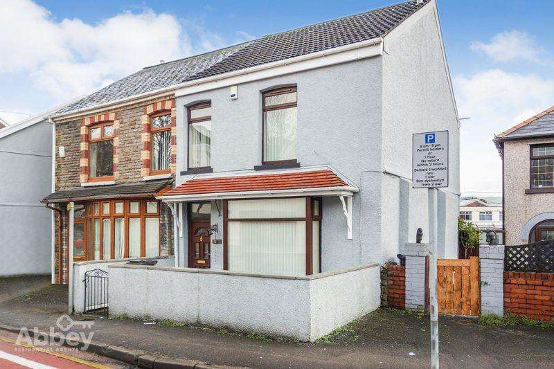 3 Bedrooms Semi Detached House for sale in New Road, Neath Abbey, Neath, SA10 7NH