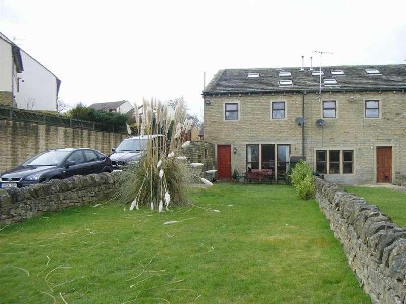 4 Bedrooms Barn Conversion Character Property for sale in Leaventhorpe Lane, Bradford, BD8 0EG