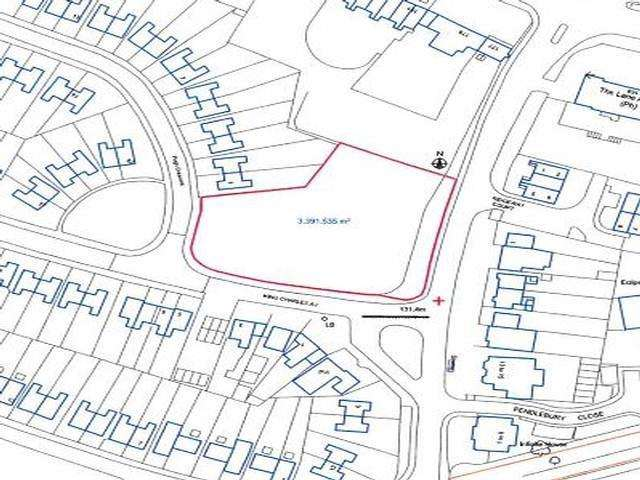 Plot Commercial for sale in King Charles Avenue, West Midlands