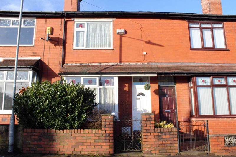 2 Bedrooms Terraced House for sale in Kenilworth Square, Heaton