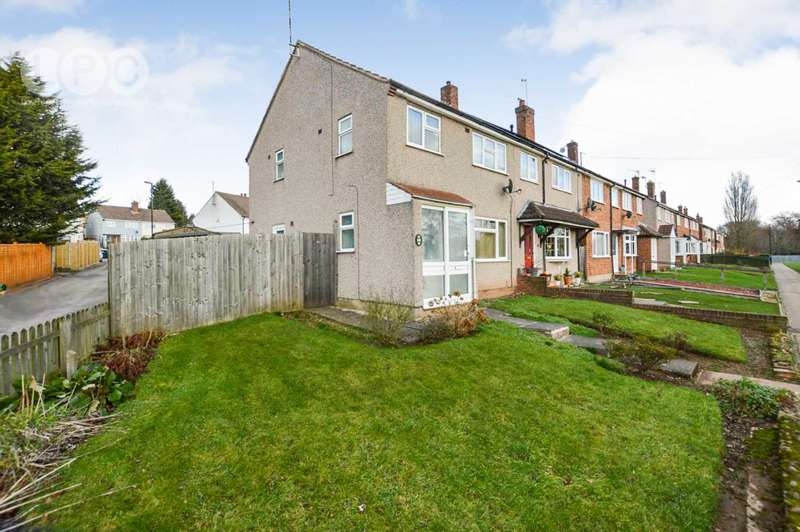 3 Bedrooms Semi Detached House for sale in Risborough Close, Allelsey Park, Coventry, CV5