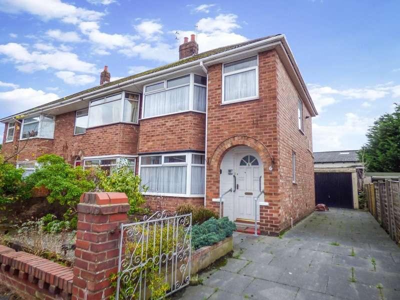3 Bedrooms Link Detached House for sale in Cromer Road, Bispham, Blackpool