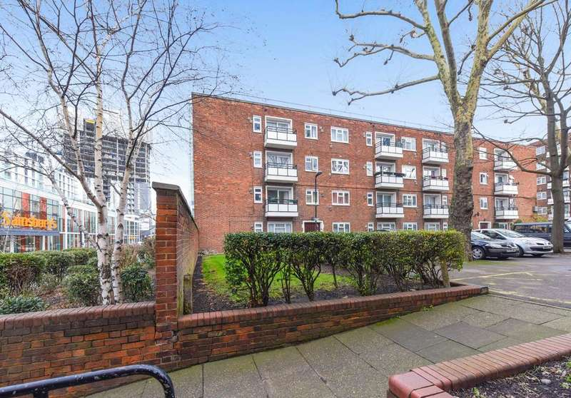 2 Bedrooms Flat for sale in Wyvil Road, London SW8