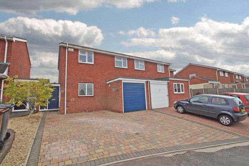 3 Bedrooms Property for sale in Buckfast Close Central Bromsgrove, Bromsgrove