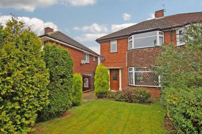 3 Bedrooms Property for sale in Braces Lane Marlbrook, Bromsgrove
