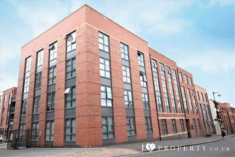 2 Bedrooms Property for sale in Metalworks, Jewellery Quarter
