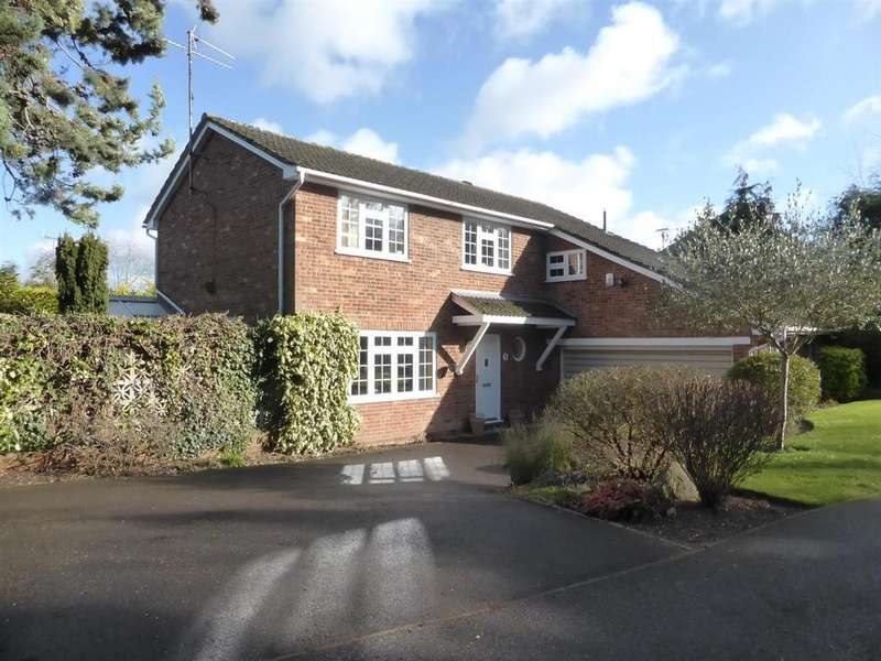 4 Bedrooms Detached House for sale in Westridge Avenue, Purley On Thames, Reading