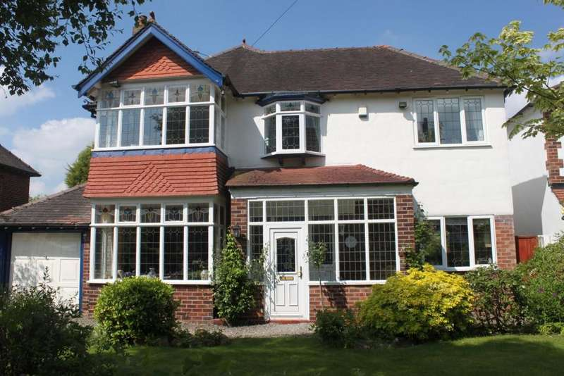 5 Bedrooms Detached House for rent in South Parade, Bramhall